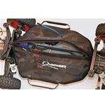 OUTERWEARS WRBK R/C CHASSIS SHROUD W ZIPPER FOR SLASH