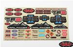 RC4ZS1274 RC4WD Logo Decal Sheet RC4WD