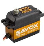 Savox SV-1270TG High Voltage Monster Torque Titanium