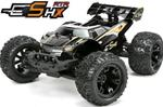 510003O Team Magic E5HX 1/10 4x4 Monster Truck Brushless RTR 2/3S 2.4ghz-Savox WP ARANCIO