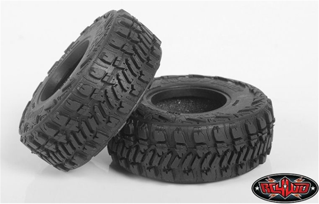 RC4WD Goodyear Wrangler MT/R 1 Micro Scale Tires RC4WD
