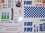 DECALS 1:10 DECORAZIONI PUNTO RALLY