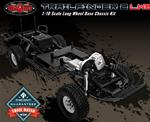 RC4ZK0059   RC4WD TRAIL FINDER 2 TRUCK KIT LWB 1/10 SCALE RC4WD LONG WHEEL BASE CHASSIS KIT