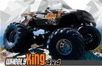 HPI 106173  WHEELY KING 4X4 MONSTER RTR 2.4GHZ