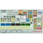 AE42148  Element RC Enduro Scale Decal Sheet